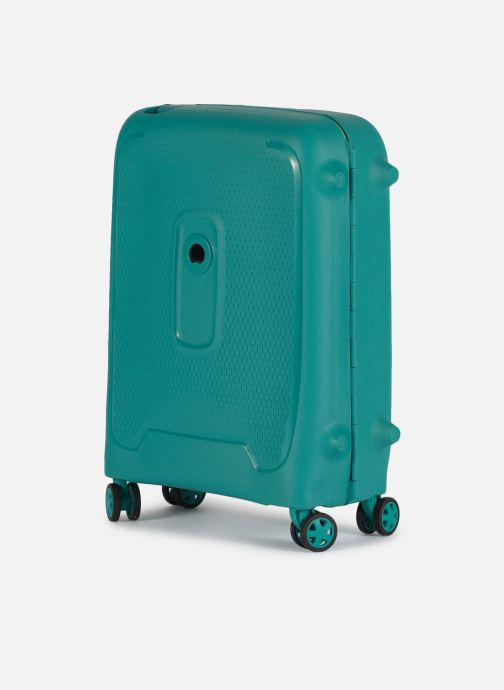 Luggage Delsey Moncey Val Tr Cab Slim 4Dr 55 Green model view