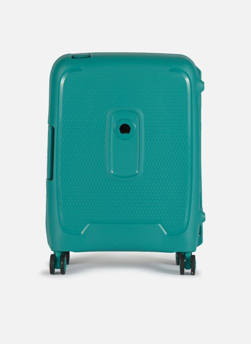 Bagages Delsey Moncey Val Tr Cab Slim 4Dr 55 Vert vue détail/paire