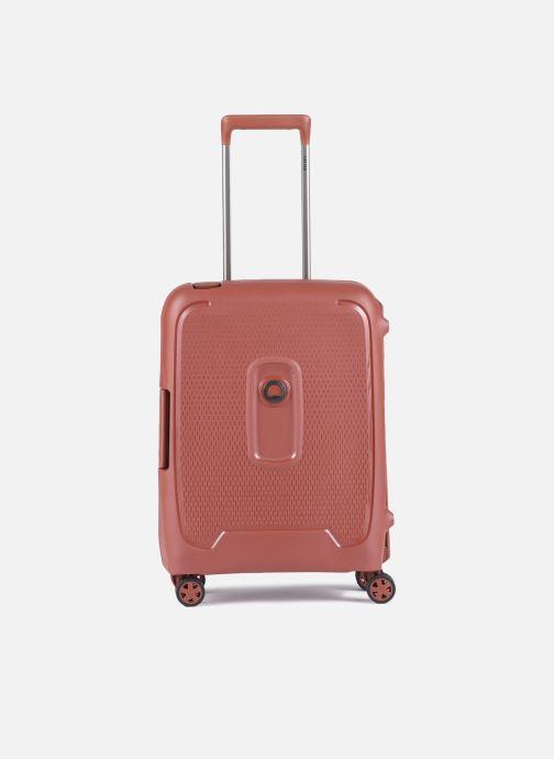 Reisegepäck Delsey Moncey Val Tr Cab Slim 4Dr 55 braun detaillierte ansicht/modell