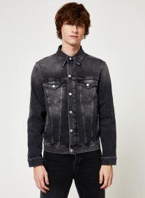 Vêtements Accessoires FOUNDATION SLIM DENIM JACKET