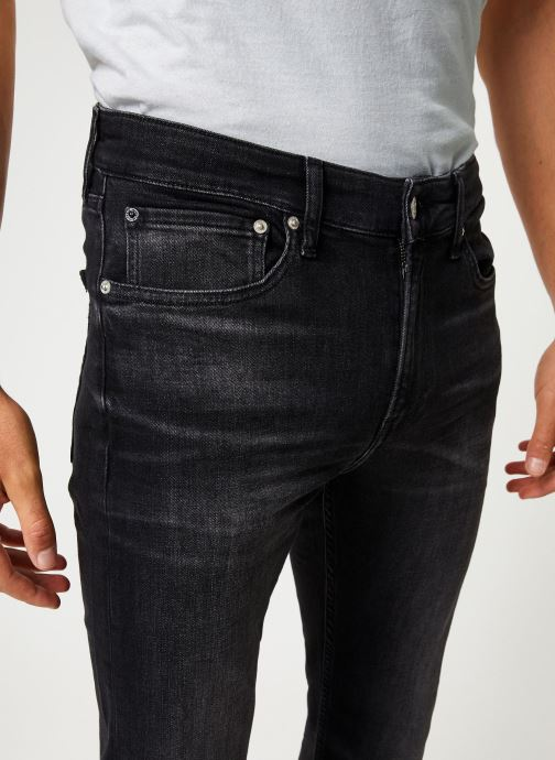 Vêtements Calvin Klein Jeans CKJ 058 Slim Taper Noir vue face