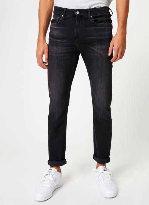 Vêtements Calvin Klein Jeans CKJ 058 Slim Taper Noir vue détail/paire