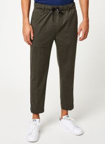 MELANGE JOGGER SIDE STRIPE