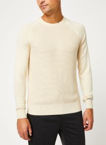 COTTON CASHMERE CN SWEATER
