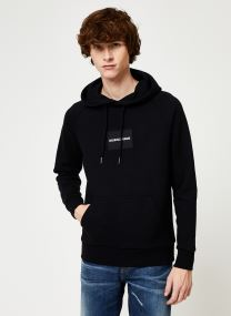 COLOUR BLOCK HOODY REG