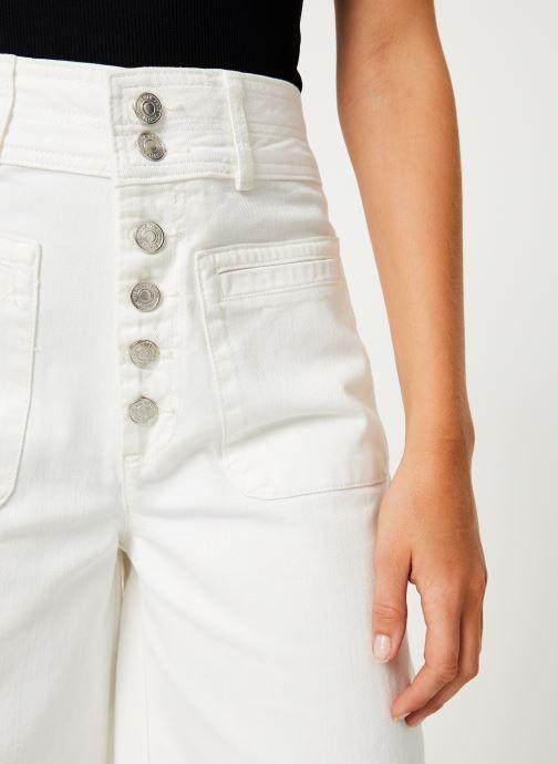 Vêtements Free People COLETTE WIDE LEG Beige vue face