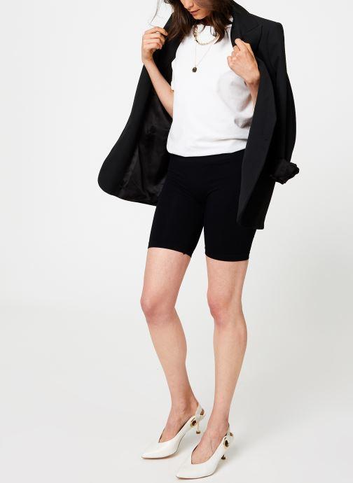 Vêtements Free People SMLS BIKE SHORT Noir vue bas / vue portée sac