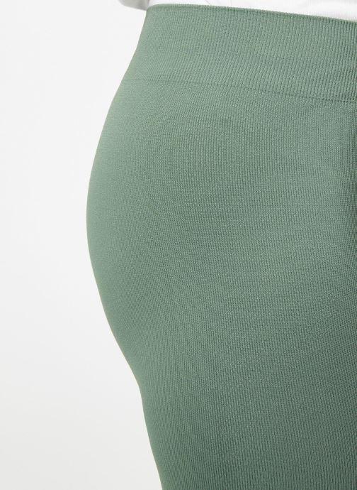 Vêtements Free People SMLS BIKE SHORT Vert vue face