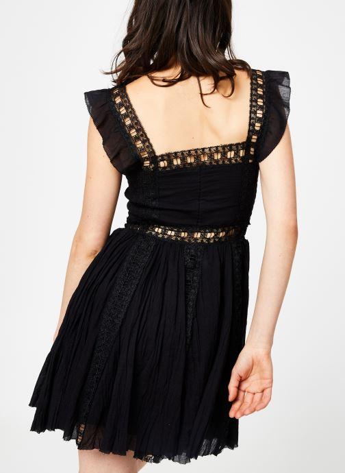 Kleding Free People VERONA DRESS Zwart model