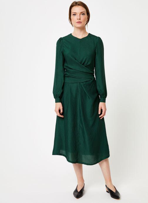 Vêtements Frnch ABELIE Vert vue bas / vue portée sac