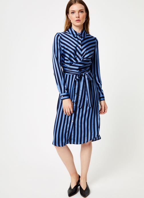 Vêtements Frnch ABELINIA Bleu vue bas / vue portée sac