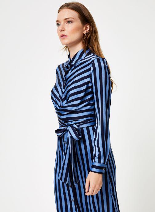 Vêtements Frnch ABELINIA Bleu vue droite