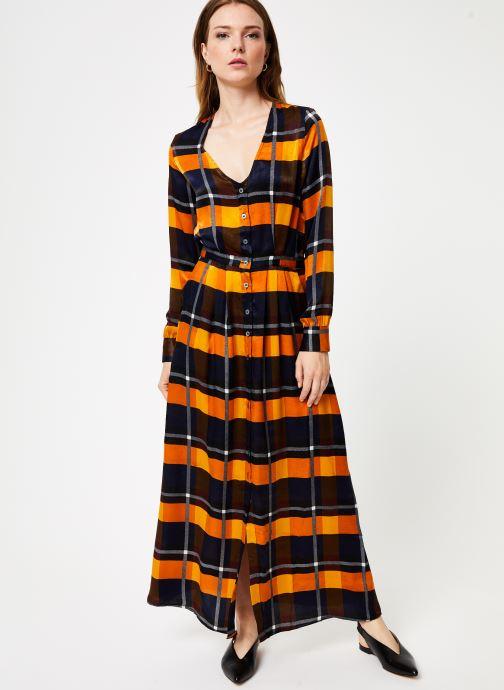 Vêtements Frnch ABERTE Orange vue bas / vue portée sac
