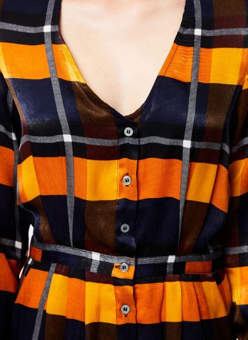 Vêtements Frnch ABERTE Orange vue face