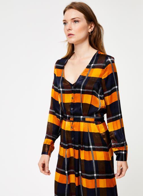 Vêtements Frnch ABERTE Orange vue droite