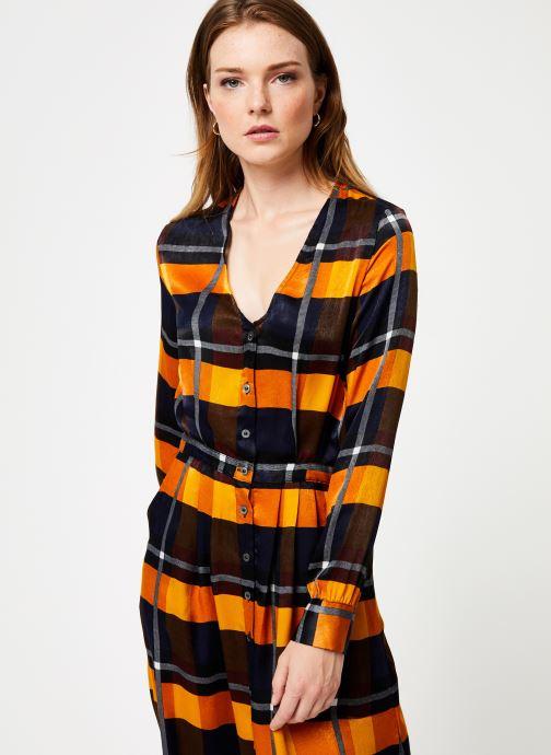 Vêtements Frnch ABERTE Orange vue détail/paire