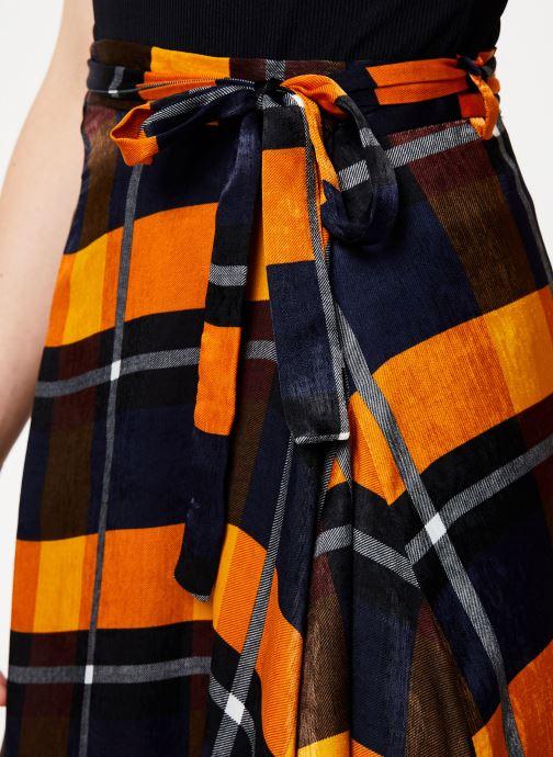 Vêtements Frnch EVAELLE Orange vue face