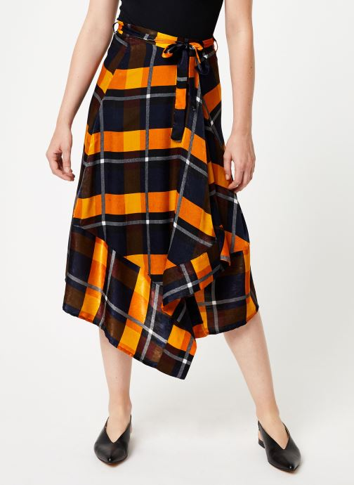 Vêtements Frnch EVAELLE Orange vue détail/paire