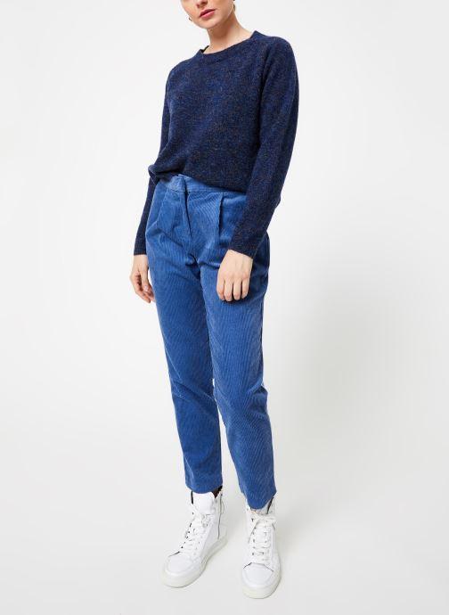 Vêtements Frnch PAULINA Bleu vue bas / vue portée sac