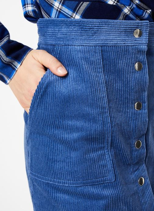 Vêtements Frnch ELIANORE Bleu vue face