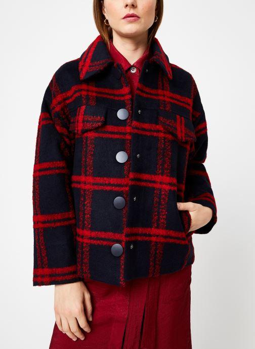 Vêtements Frnch SORYA Rouge vue détail/paire
