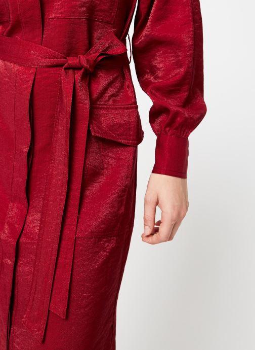 Vêtements Frnch ADONIA Rouge vue face