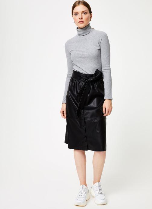 Vêtements Frnch ERMINE Noir vue bas / vue portée sac
