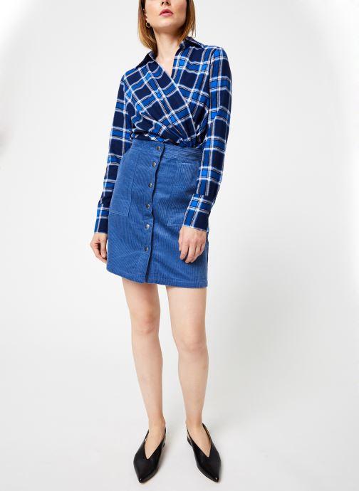 Vêtements Frnch COLLIE Bleu vue bas / vue portée sac