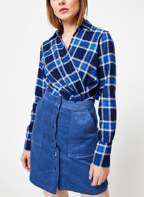 Vêtements Frnch COLLIE Bleu vue détail/paire