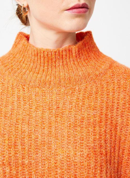 Vêtements Frnch NEOLA Orange vue face
