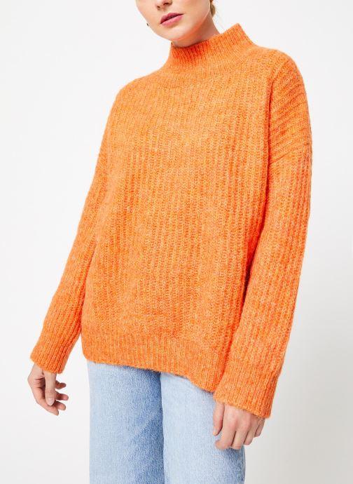 Vêtements Frnch NEOLA Orange vue droite