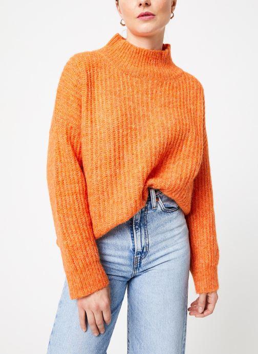 Kleding Frnch NEOLA Oranje detail