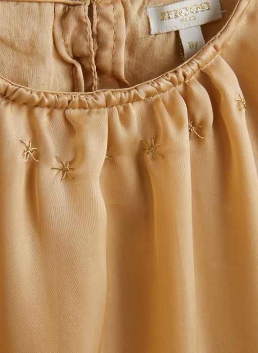 Vêtements Moon Paris Opal Or et bronze vue portées chaussures