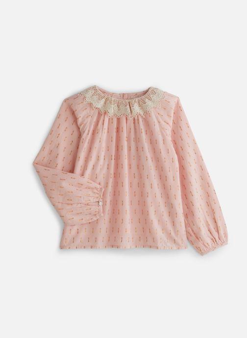 Vêtements Moon Paris Coralie Rose vue détail/paire