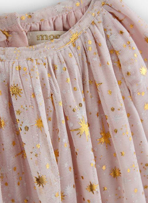 Vêtements Moon Paris Flore Rose vue portées chaussures