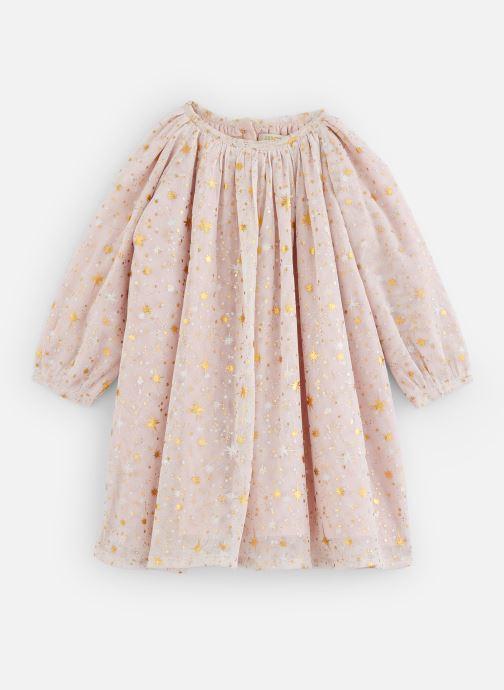 Vêtements Moon Paris Flore Rose vue détail/paire
