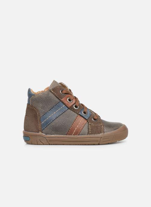 Sneaker Noël Mini Rock grau ansicht von hinten