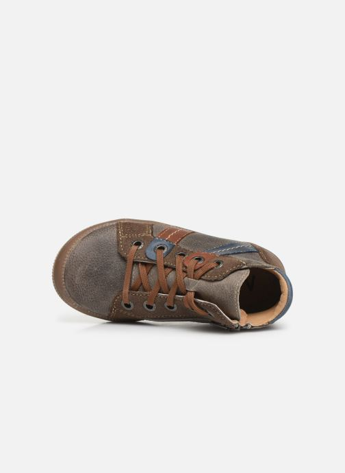 Sneaker Noël Mini Rock grau ansicht von links