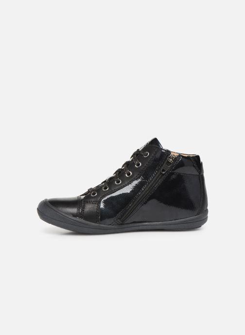 Sneaker Noël Elke schwarz ansicht von vorne