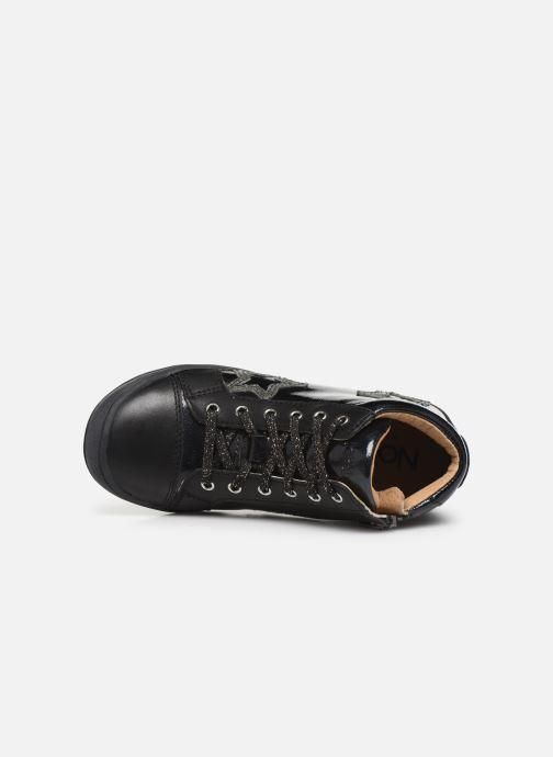 Sneaker Noël Elke schwarz ansicht von links