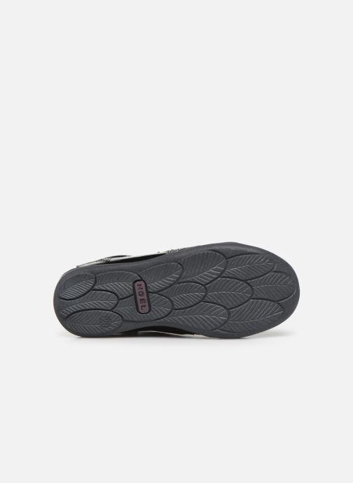 Sneakers Noël Elke Zwart boven
