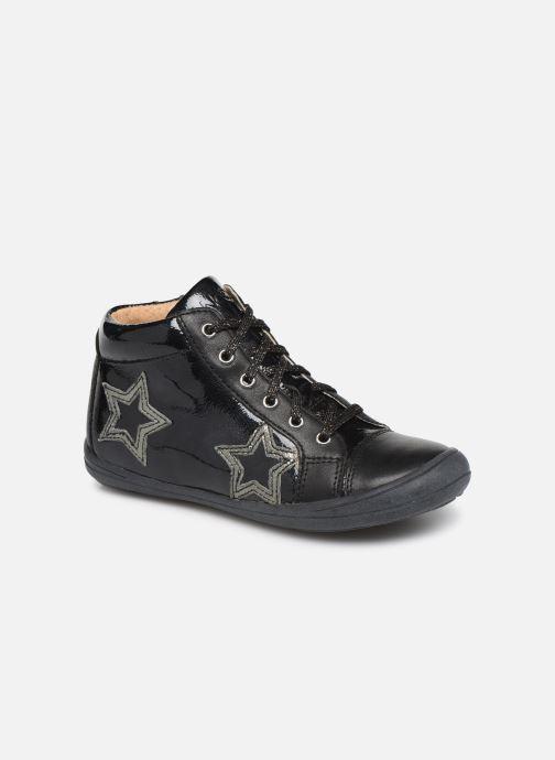 Sneakers Noël Elke Zwart detail