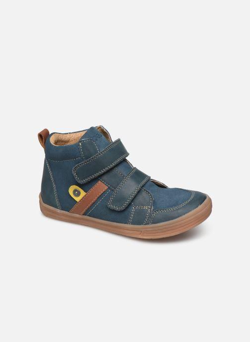 Sneakers Noël Raoul Blauw detail