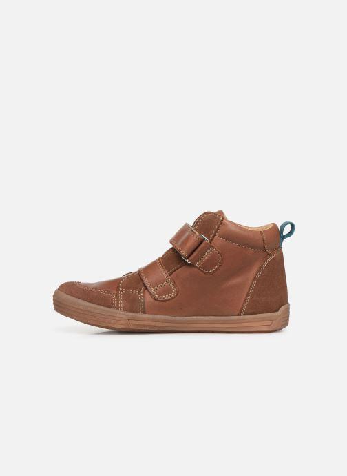 Sneakers Noël Raoul Bruin voorkant