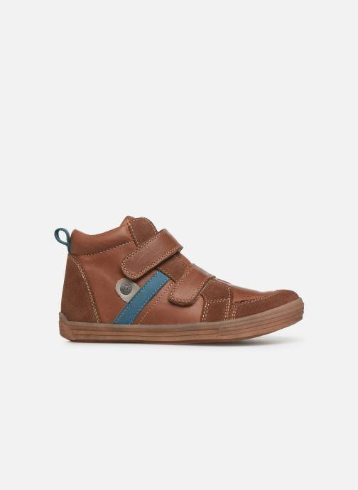 Sneakers Noël Raoul Bruin achterkant