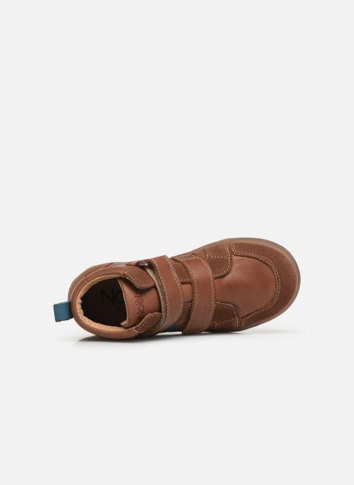 Sneaker Noël Raoul braun ansicht von links