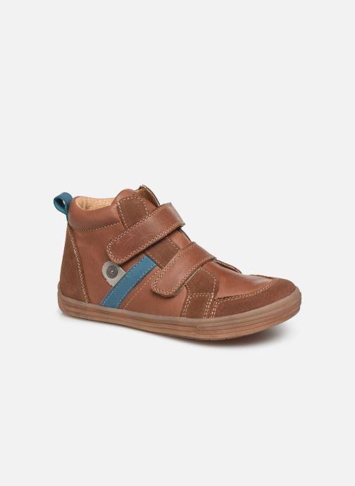 Sneakers Noël Raoul Brun detaljeret billede af skoene