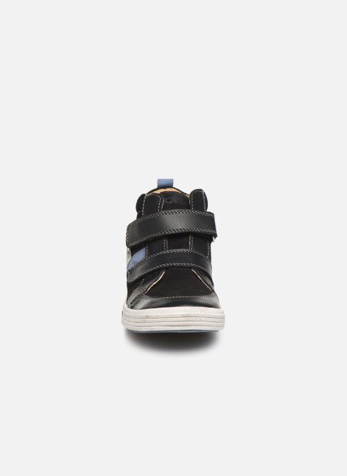 Baskets Noël Raoul Noir vue portées chaussures