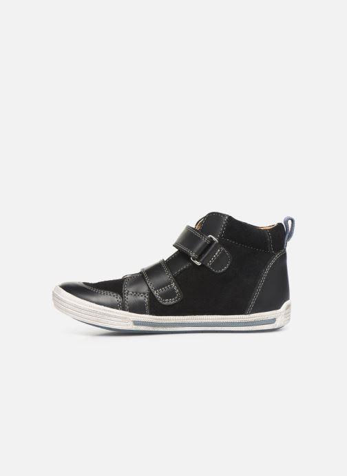 Sneakers Noël Raoul Zwart voorkant