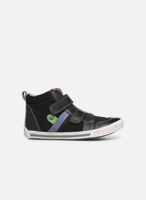 Sneakers Noël Raoul Zwart achterkant